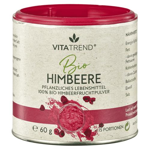 vitatrend Bio Himbeer Pulver