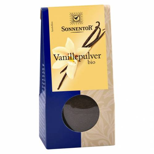 Sonnentor Bio Vanillepulver, 10g