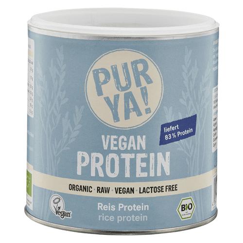 PURYA! Bio Vegan Protein Reis Protein