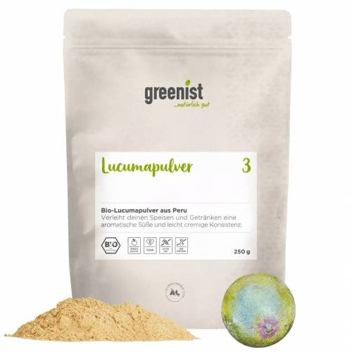 greenist Bio Lucumapulver