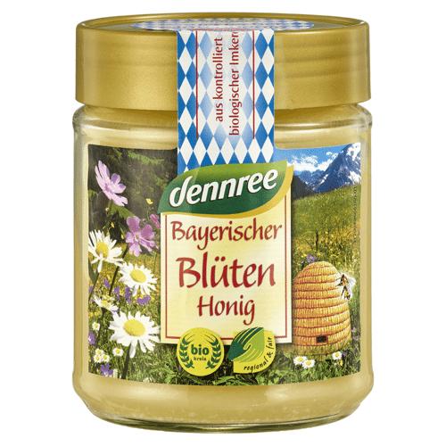 dennree Bio Bayerischer Blütenhonig