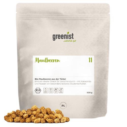greenist Bio Maulbeeren