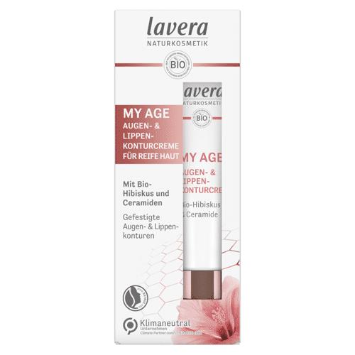 Lavera My Age Augen-& Lippenkontur