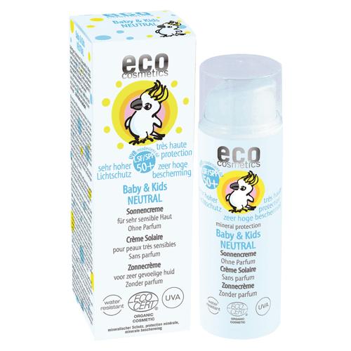 ECO Baby & Kids Sonnencreme neutral LSF 50+, 50ml