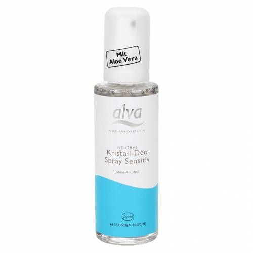 alva Kristall-Deo Spray sensitiv