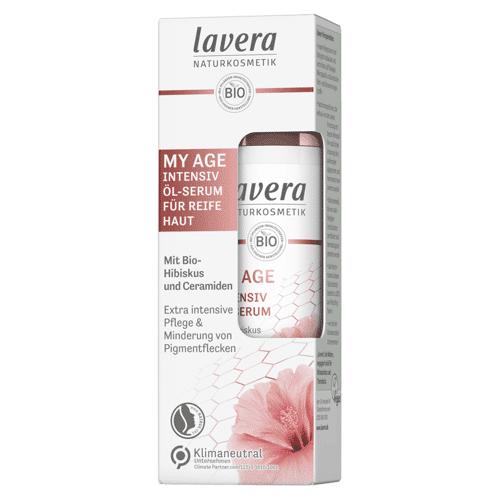 Lavera Naturkosmetik My Age Öl-Serum