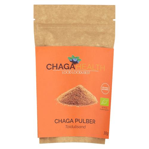 Chaga Health Bio Chaga Pulver