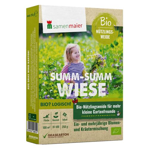 Samen Maier Bio Nützlingsweide, Summ-Summ Wiese
