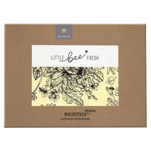 Little Bee Fresh Veganes Wachstuch