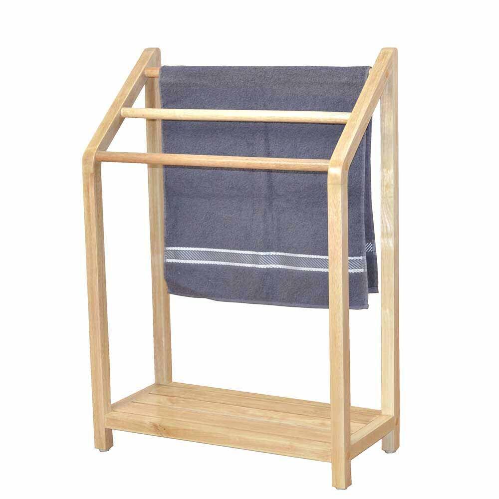 Pharao24.de Handtuchhalter aus Holz massiv kaufen
