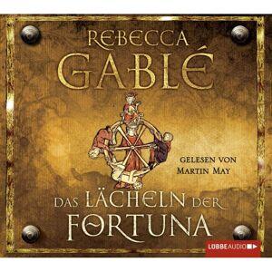 Rebecca Gablé, Rebecca Gablé Das Lächeln der Fortuna, 10 CDs