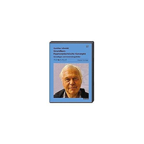 Gunther Schmidt Grundkurs Hypnosystemische Konzepte, 4 MP3-CDs