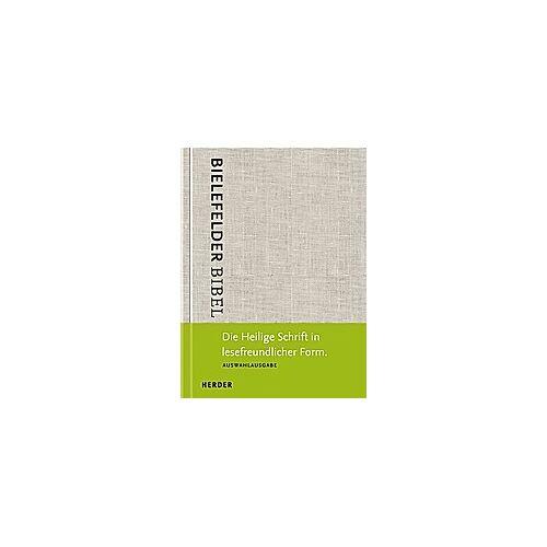 Bielefelder Bibel, Auswahlbibel