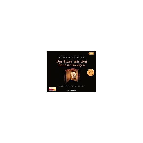 Edmund De Waal Der Hase mit den Bernsteinaugen, 1 MP3-CD