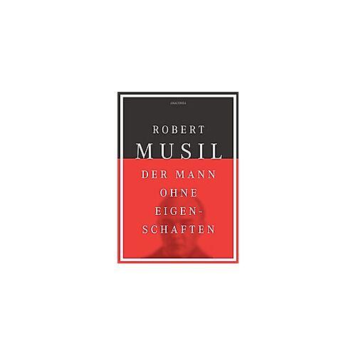 Robert Musil Der Mann ohne Eigenschaften