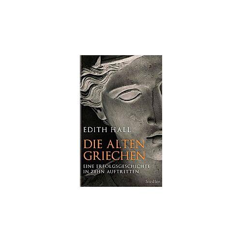 Edith Hall Die alten Griechen