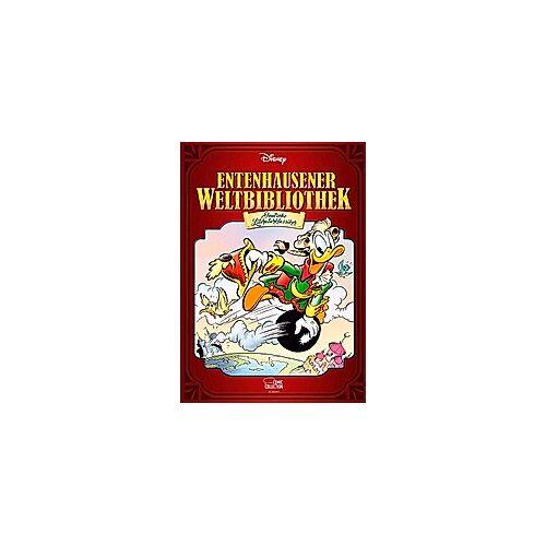 Disney Donald von Münchhausen / Entenhausener Weltbibliothek Bd.1
