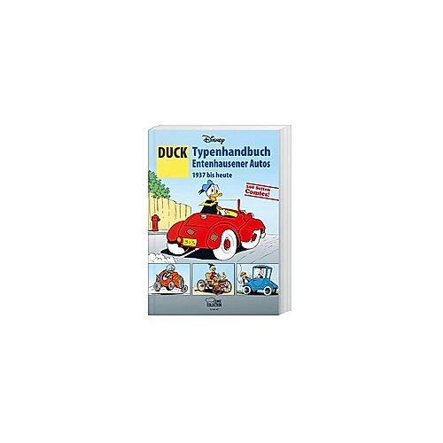 Disney DUCK - Typenhandbuch Entenhausener Autos 1937 bis heute