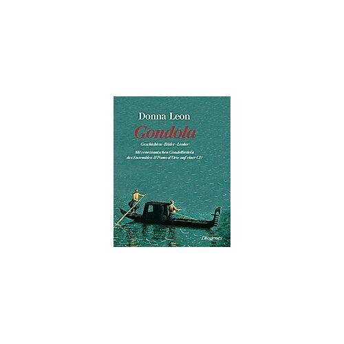 Donna Leon Gondola, m. Audio-CD