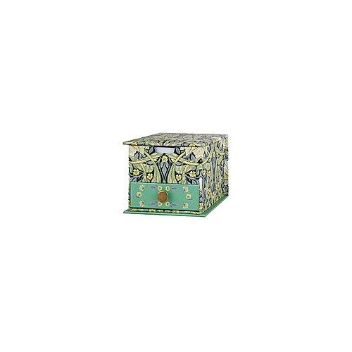 Cube Memo Cube William Morris - Pimpernel