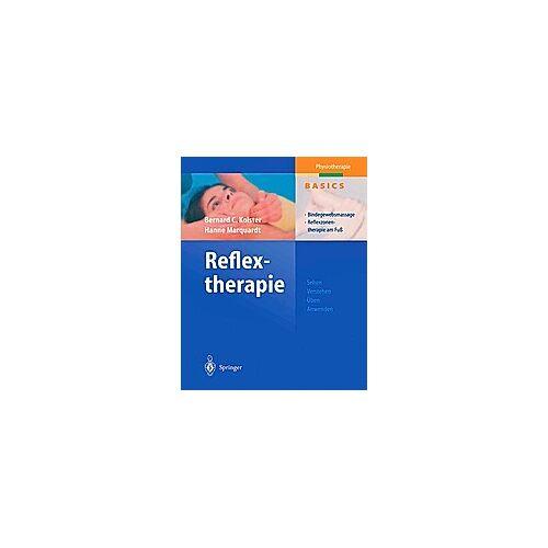 Bernard C. Kolster, Hanne Marquardt Reflextherapie