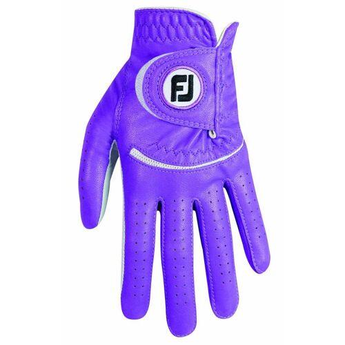 Footjoy Spectrum Handschuh Damen lila