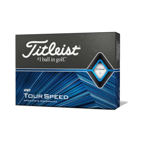 Titleist Tour Speed Golfbälle 12 Stk.