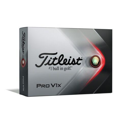 Titleist Pro V1x Golfbälle 12 Stk.