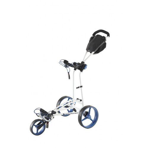 Big Max Golf Big Max AutoFold FF Trolley weiß/blau