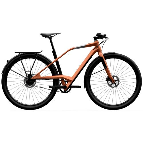 Logo Smart E Bike Trekking Logo XD02 Gold M
