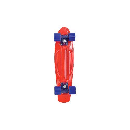 SCHILDKRÖT Retro Skateboard NATIVE rot   1011417