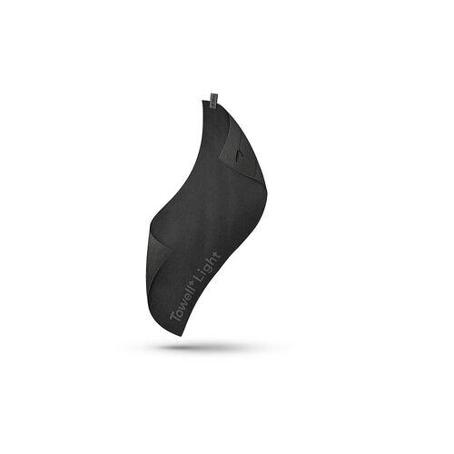 STRYVE Sporthandtuch Towell+ Micro schwarz   1011759