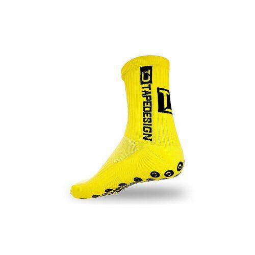TAPEDESIGN Socken Sommer Allround gelb   003