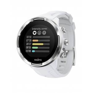 SUUNTO GPS-Multisportuhr Suunto 9 G1 Baro White weiß   SS050021000