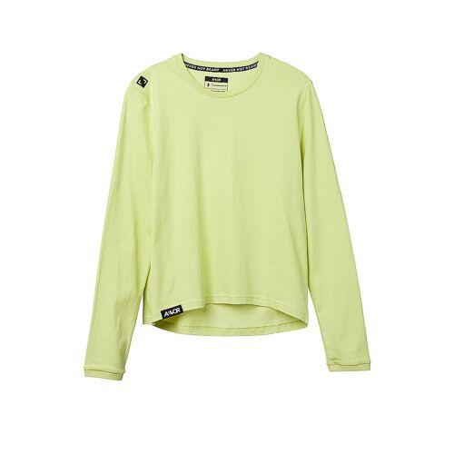 AEVOR Damen Shirt La Vokuhila gelb   Größe: XS   AVR-LSW-001
