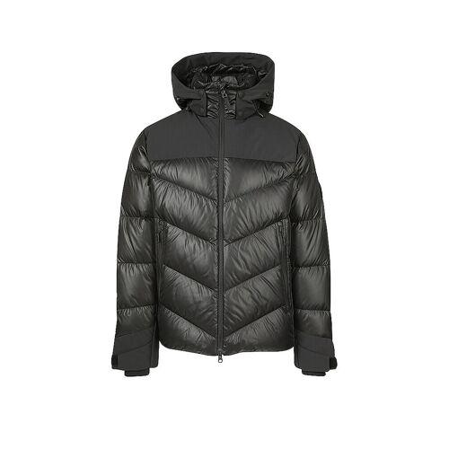 BOGNER FIRE+ICE Herren Ski-Daunenjacke Noah schwarz   Größe: 50   3414-4582