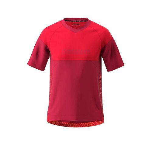 ZIMTSTERN Herren Radshirt Bulletz rot   Größe: S   M10151