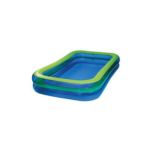 HAPPY PEOPLE Jumbo Pool 305 x 183 x 50cm blau   77778