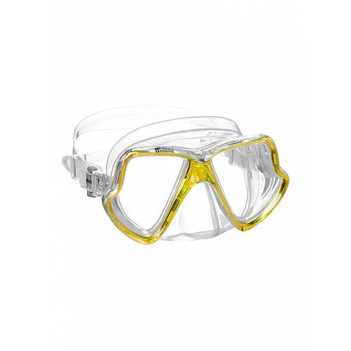 MARES Taucherbrille Wahoo gelb WAHOO