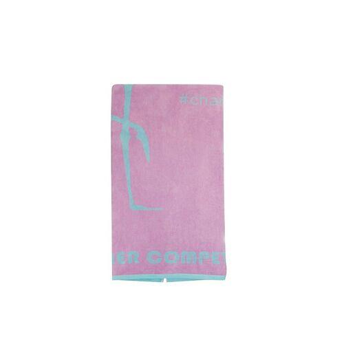 VOSSEN Badetuch Miss Flamingo rosa   118290