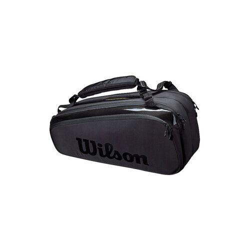 WILSON Tennistasche Super Tour Pro Staff 9 Pack schwarz   WR8010601+