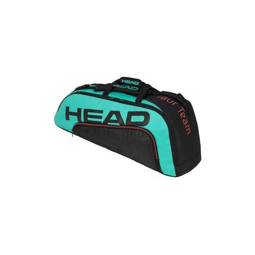 HEAD Tennistasche Tour Team 6R Combi schwarz   283150