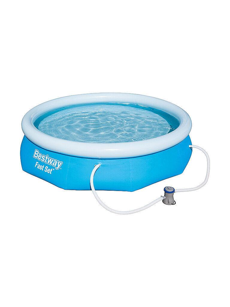 Bestway Schwimmbecken Mitch in Blau 305 x 76 cm blau   57270