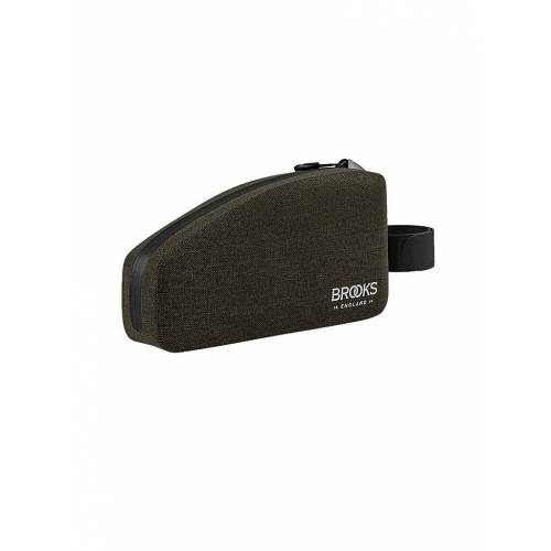 BROOKS ENGLAND Bikepacking-Tasche Scape Top Tube Bag grün   80032241