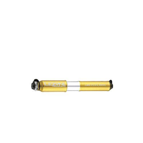 LEZYNE Fahrrad Minipumpe Pressure Drive HP gold   857874 KW31