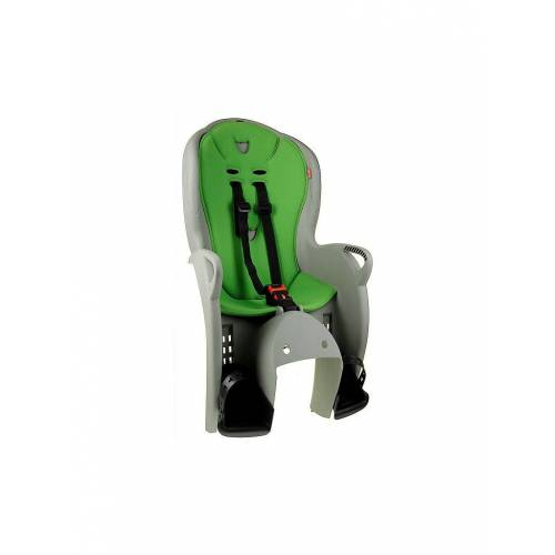 HAMAX Fahrrad-Kindersitz Kiss Basic grün   851204