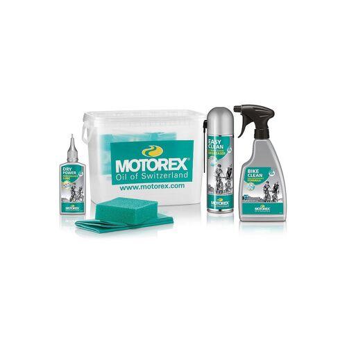 MOTOREX Reinigungs-Set Bike Cleaning Kit   670180