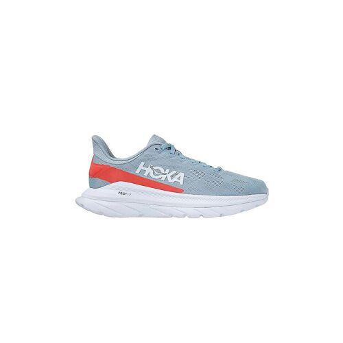 HOKA Damen Wettkampf Laufschuhe Mach 4 blau   Größe: 40 2/3   1113529
