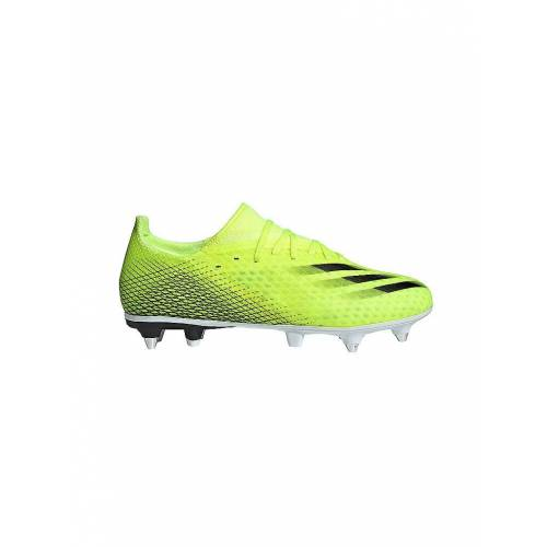 Adidas Fußballschuhe Stollen X Ghosted.3 SG gelb   Größe: 43 1/3   FW6957
