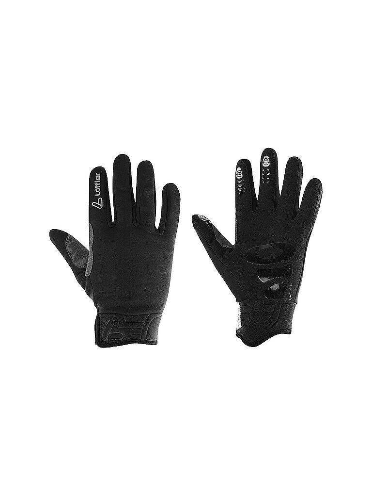 LÖFFLER Herren Langlauf Handschuhe WS Warm schwarz   Größe: 10-10,5   24795